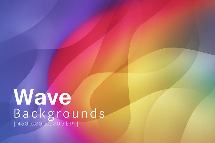 Thumbnail for Wave Backgrounds