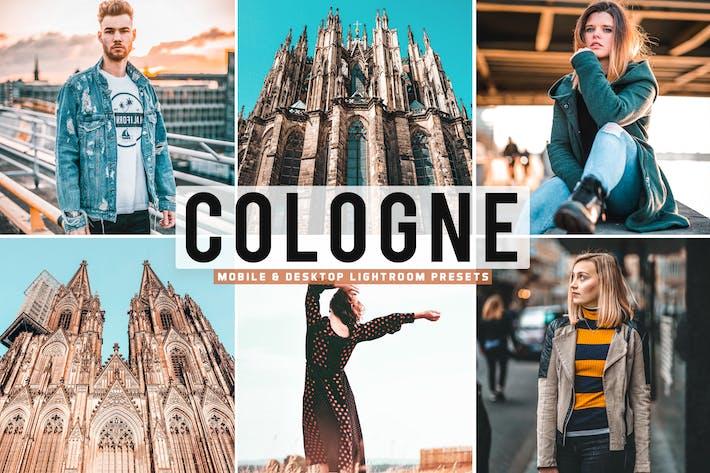 Thumbnail for Cologne Mobile & Desktop Lightroom Presets