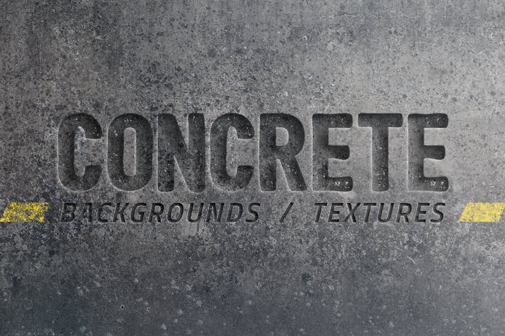 Thumbnail for 20 Concrete Backgrounds / Textures