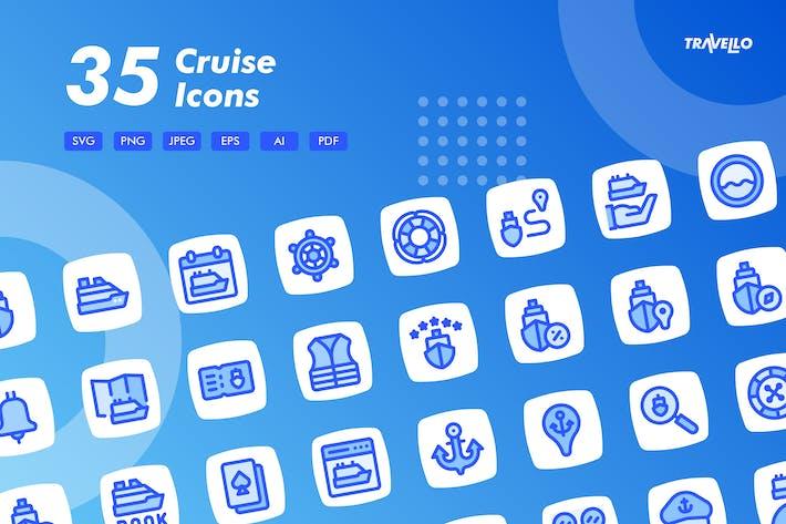 Thumbnail for Travello Cruise Icons