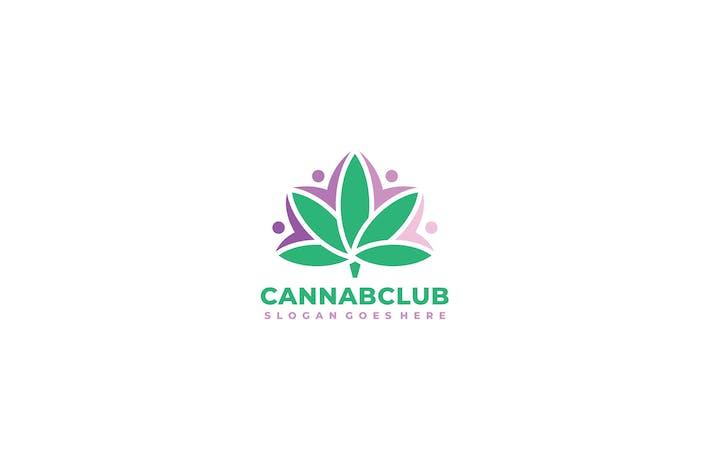 Thumbnail for Cannabis Club Logo