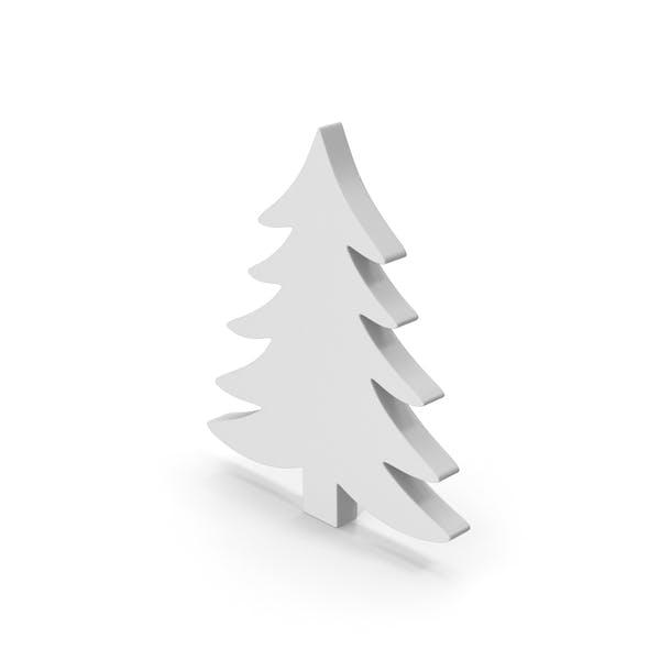 Symbol Pine Tree