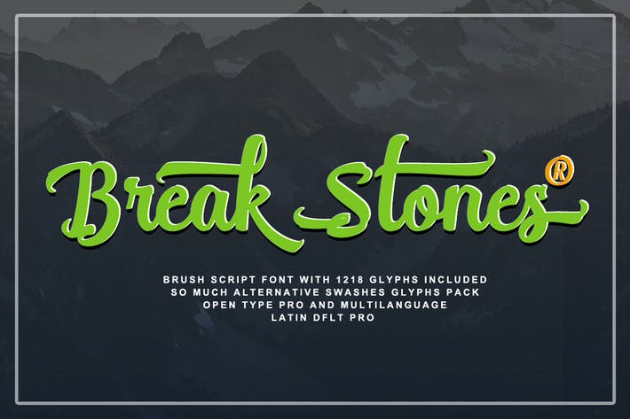 Cover Image For Break Stones Pro