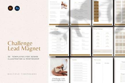 Herausforderung Lead Magnet Bundle