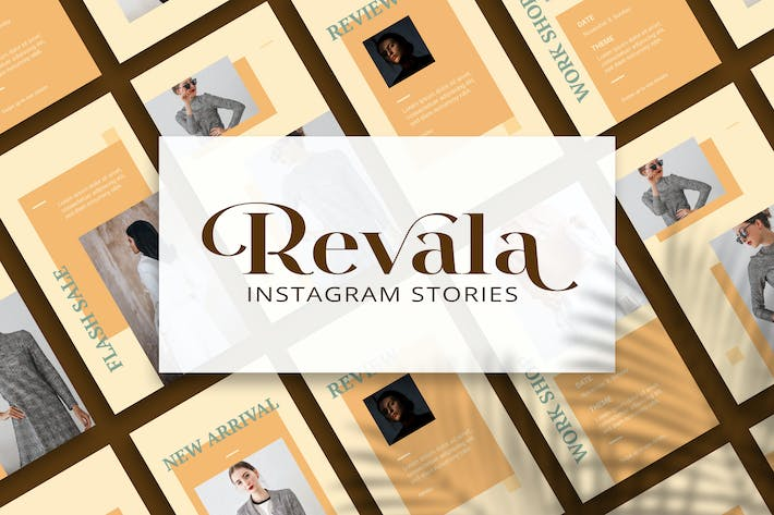 Thumbnail for Revala Instagram Stories