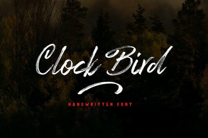 Thumbnail for Clock bird