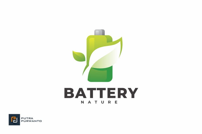Thumbnail for Battery Nature - Logovorlage