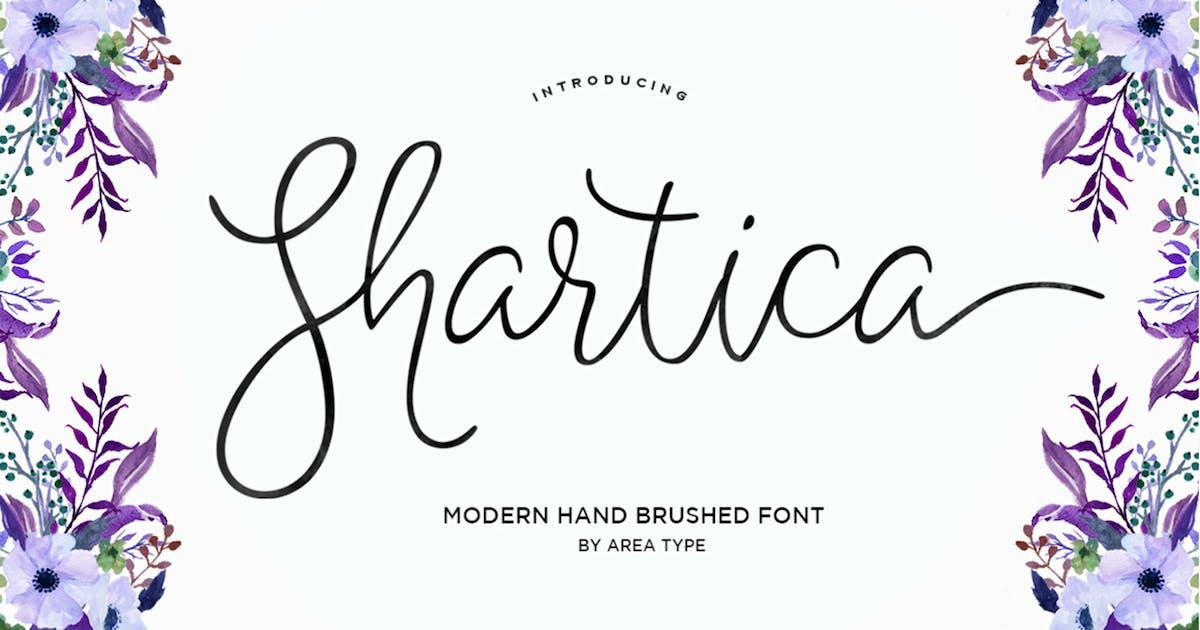 Download Shartica Script by Areatype