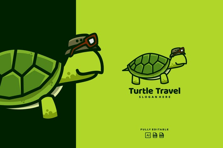 Thumbnail for Turtle Travel Logo