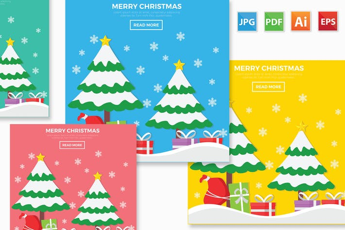 Thumbnail for Merry Christmas design