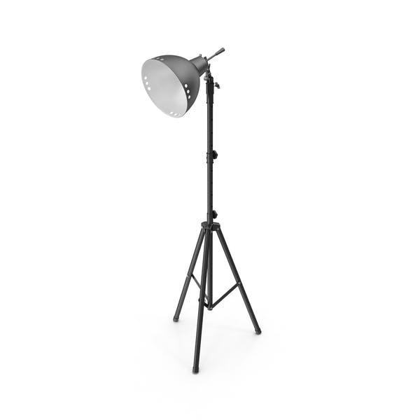 Thumbnail for Photo Studio Halogen Floor Lamp