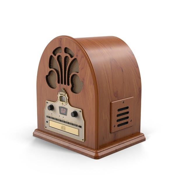 Thumbnail for Cathedral Antique Radio
