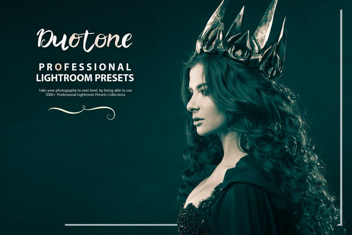50 Duotone Lightroom Presets
