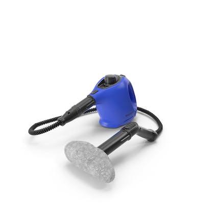 Handheld Dampfreiniger mit Verlängerung Mop