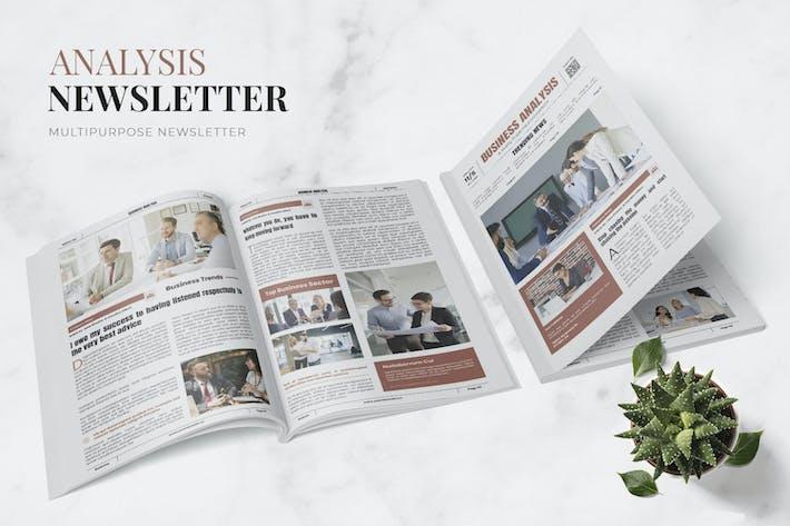 Business Analysis Newsletter