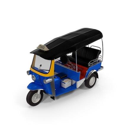 Традиционное такси Тук-Тук