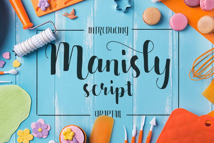 Thumbnail for Manisly Script