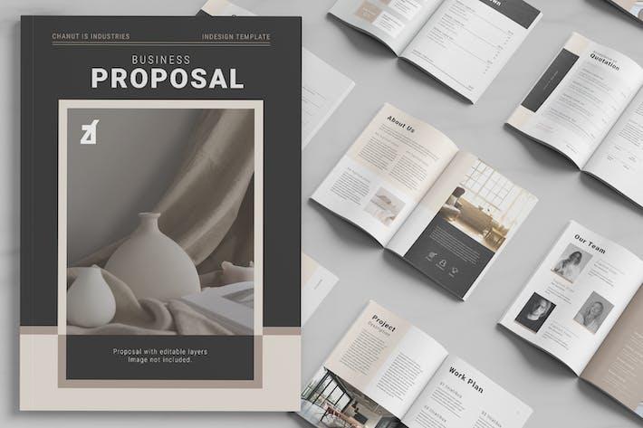 Thumbnail for Latte Business proposal