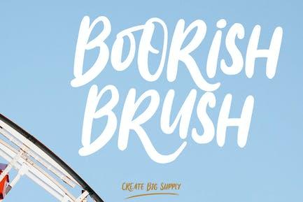 Boorish Brush