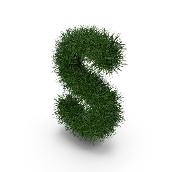 Трава буква S