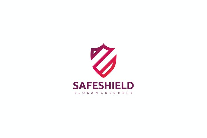 Cover Image For Safety Shield Logo