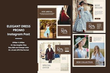 Elegant Dress Promo