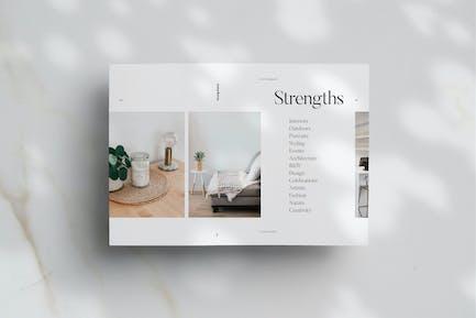 Mod Strengths Slide