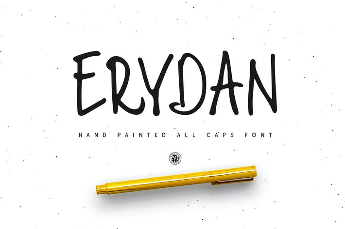 Thumbnail for Erydan Font