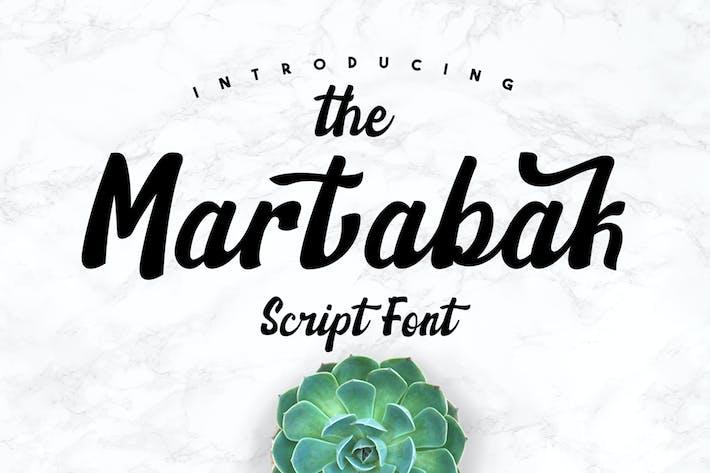 Thumbnail for Martabak Script