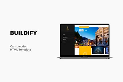 Buildify - Construction and Building Template