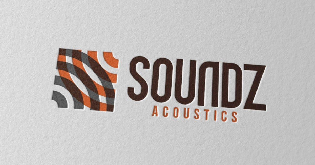 Download Soundz Logo by Scredeck