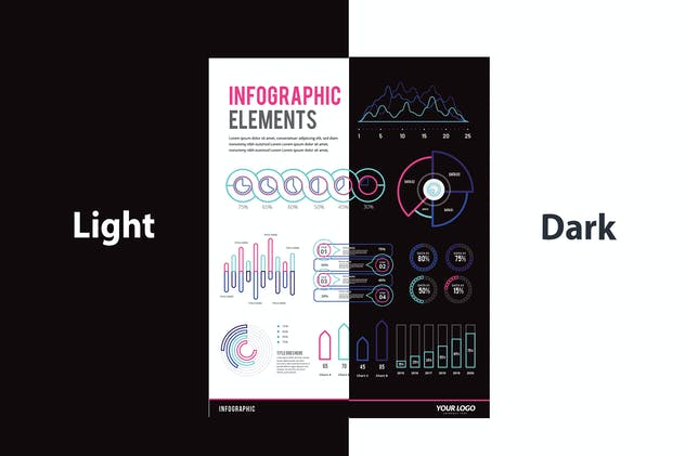 Infographic Examples for Designer V.48 - product preview 3