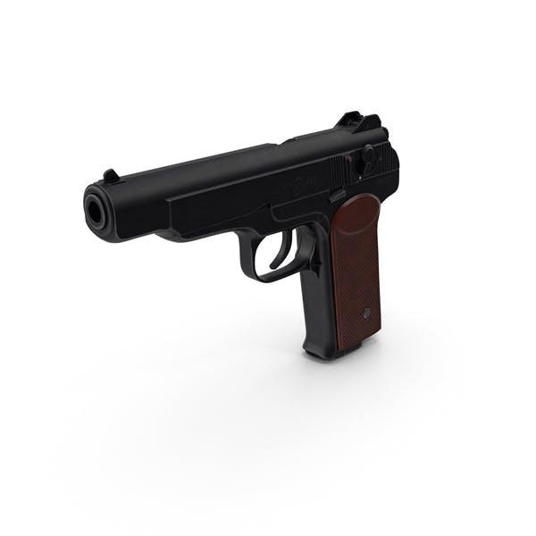 Thumbnail for Stechkin Automatic Pistol APS