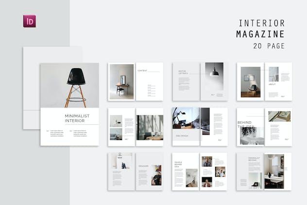 Minimalistt Interior Magazine