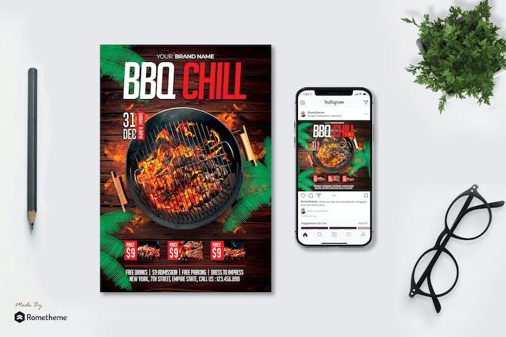 Thumbnail for BBQ dépliant MR