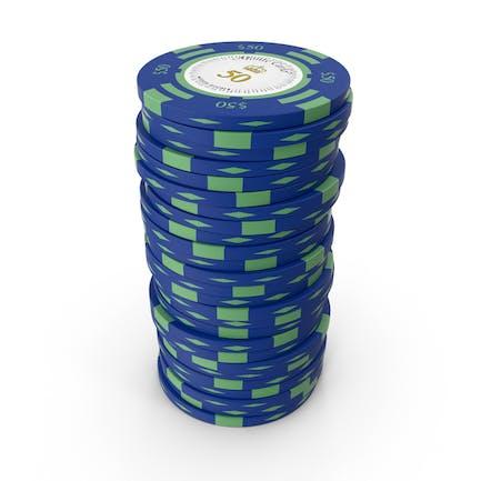 Монте-Карло $50 чипы