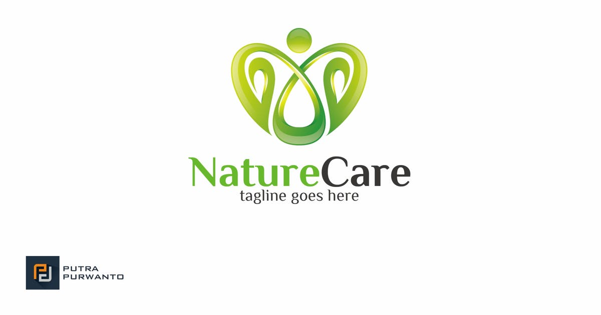 Nature Care - Logo Template by putra_purwanto