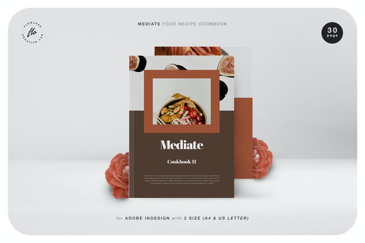 Mediate Food Recipe Cookbook
