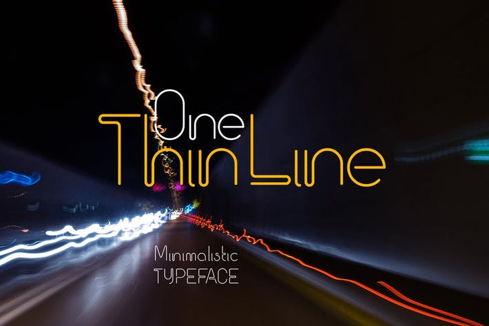 Thumbnail for One Thin Line