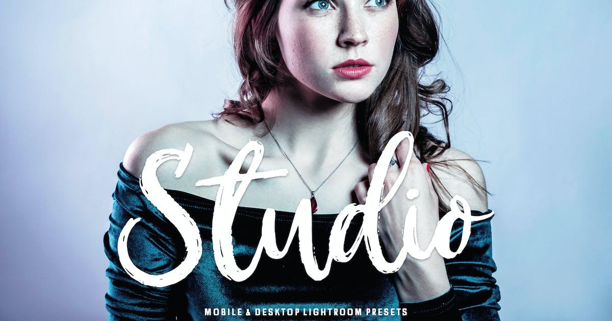 Download Studio Mobile & Desktop Lightroom Presets by creativetacos