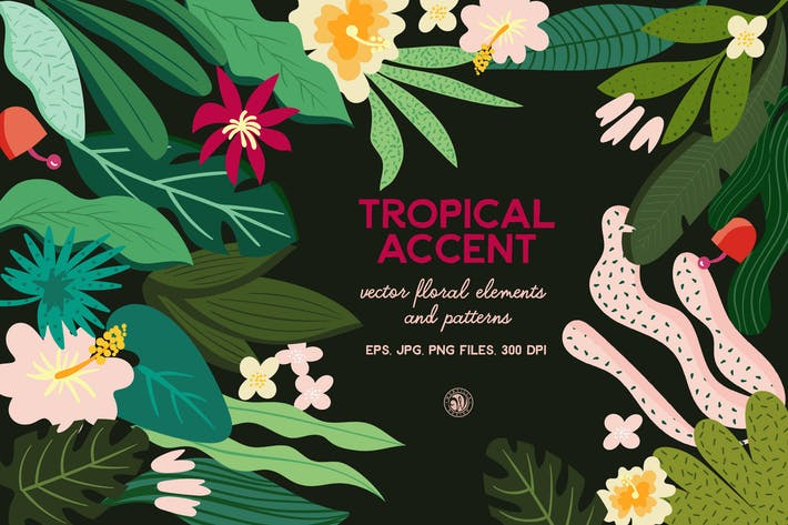Thumbnail for Tropischer Akzent
