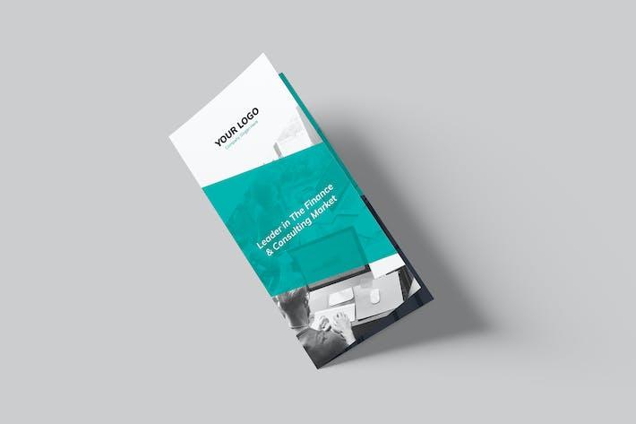 Thumbnail for Brochure – Corporate Bi-Fold DL