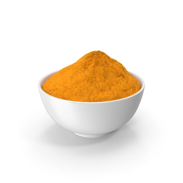 Thumbnail for Bowl of  Turmeric