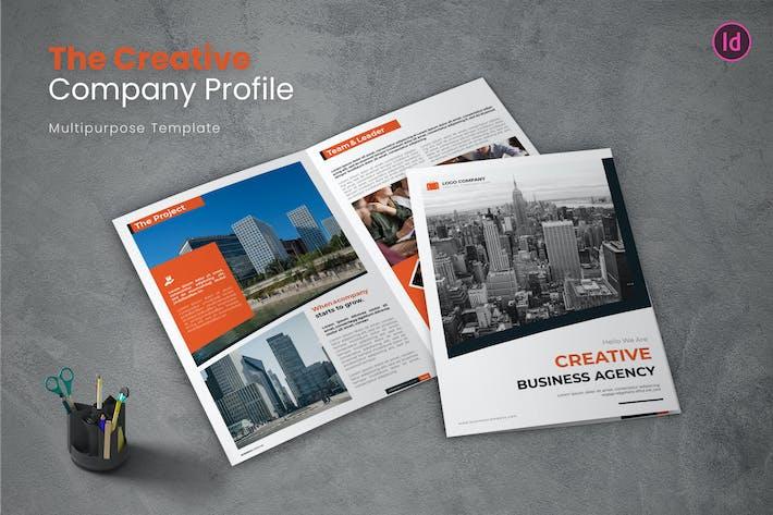 Thumbnail for Creative Business Company Profile