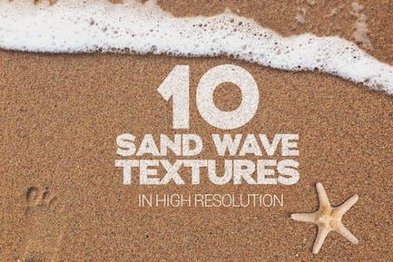 Sand Wave Textures x10