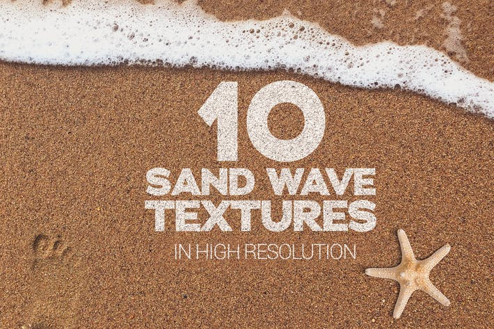 Thumbnail for Sand Wave Textures x10