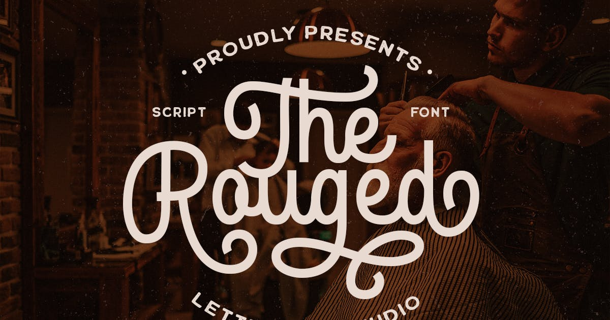 Download The Roughed Script by letterhend