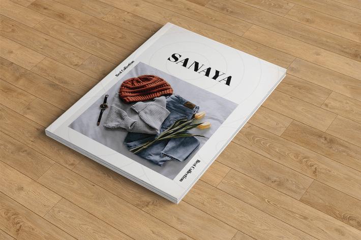 Thumbnail for Sanaya – Lookbook