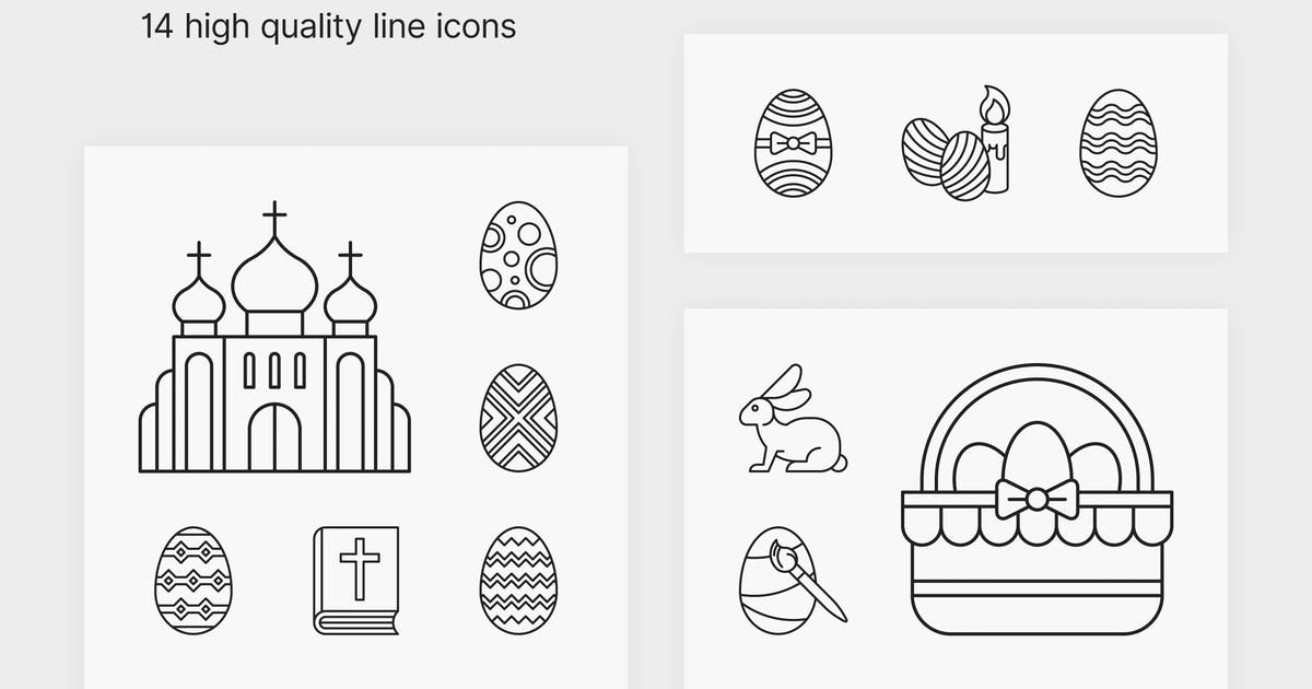 Download Easter Icons by polshindanil