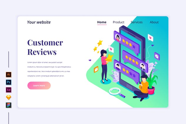 Agnytemp - Customer Reviews Isometric v2